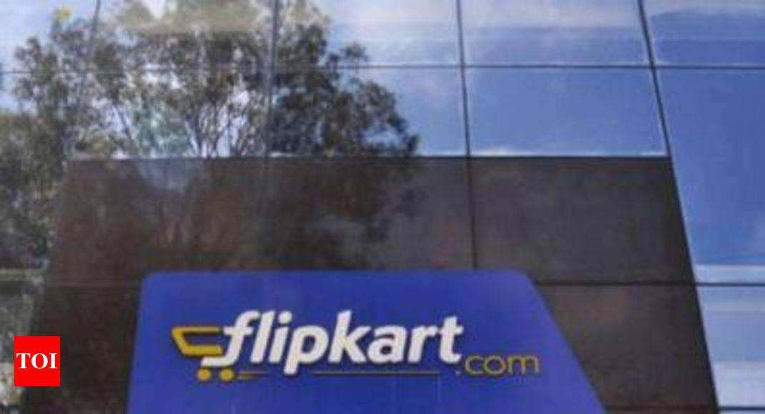 Flipkart 'beats' Amazon in m-sales - Times of India