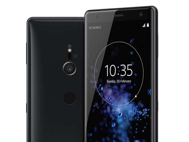 Sony Xperia XZ2, Xperia XZ2 Compact with New Design, Qualcomm Snapdragon 845 Launched
