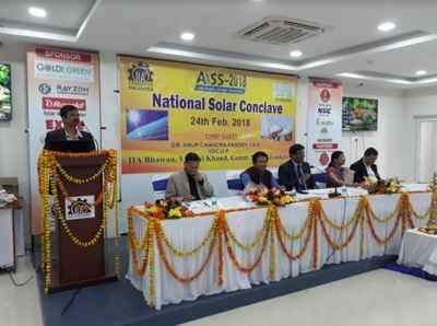 Leading solar companies address National Solar Conclave in Lucknow