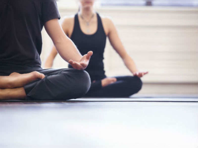 Weight loss through meditation: Here's what you need to know - Times of India
