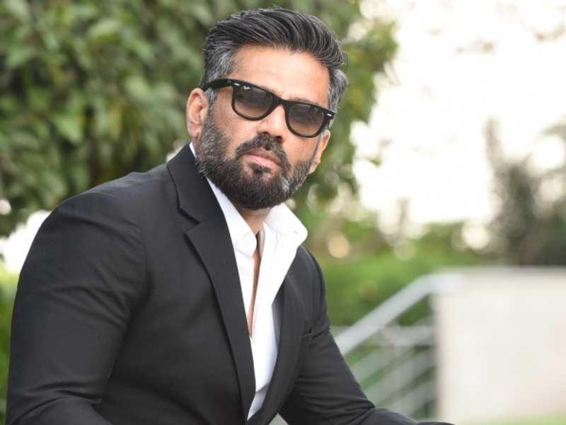 I'm in cinema because of Rajinikanth and Kamal Haasan: Suniel Shetty