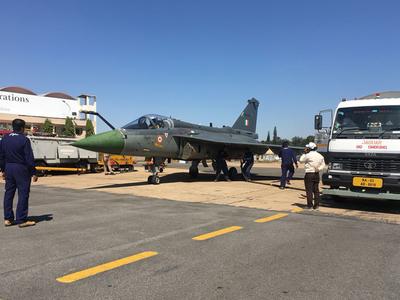 Tejas fighter jet: 'Hot refueling' trial of LCA Tejas