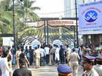 Celebrities pay last respects Sridevi