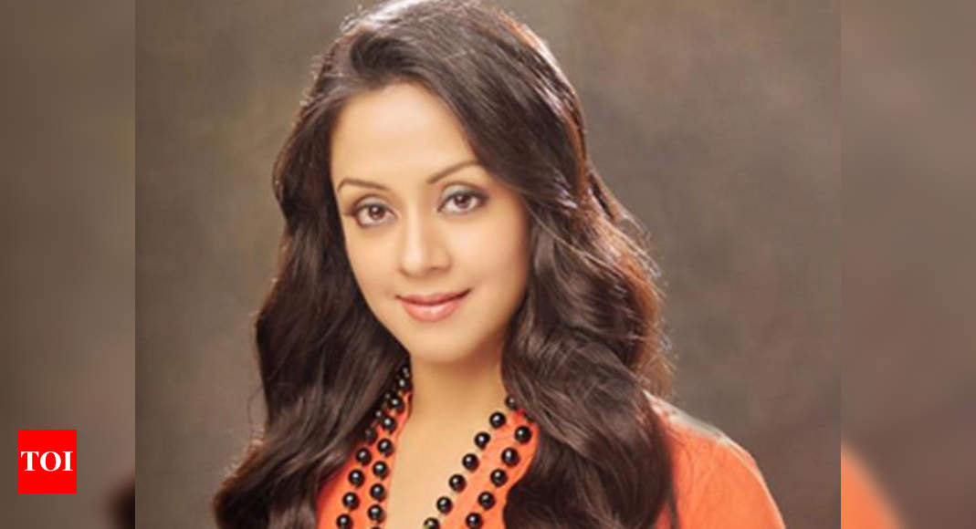 Bofta iman big tits Confirmed Jyothika To Star In Tamil Remake Of Tumhari Sulu Tamil Movie News Times Of India