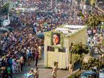 Sridevi's funeral
