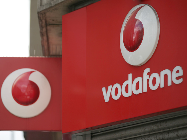 Vodafone targets 4G network on moon in 2019