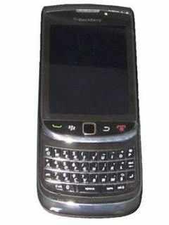 Blackberry Bold Slider 9900
