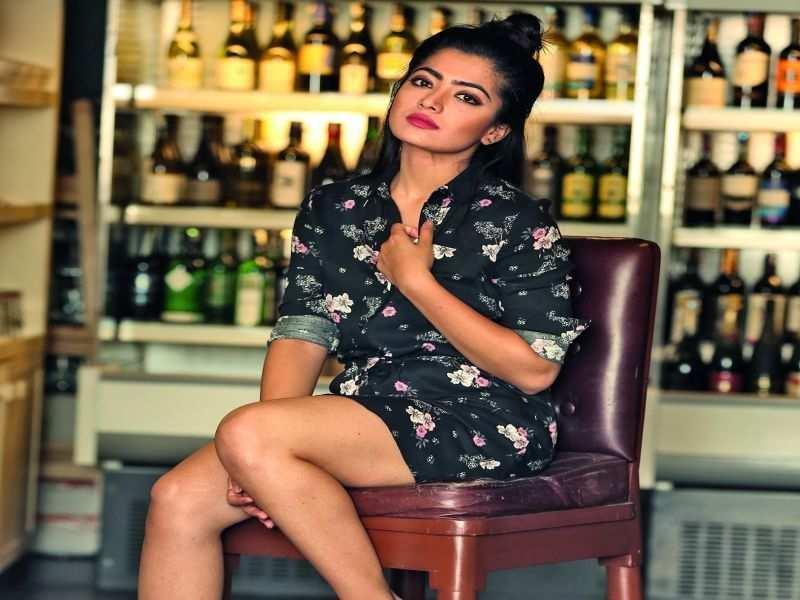 Rashmika Mandanna is the Bangalore Times Most Desirable Woman 2017