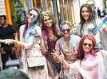 Vineet Jain's Holi Party 2018