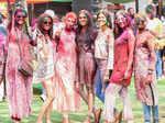 Vineet Jain's Holi Party 2018