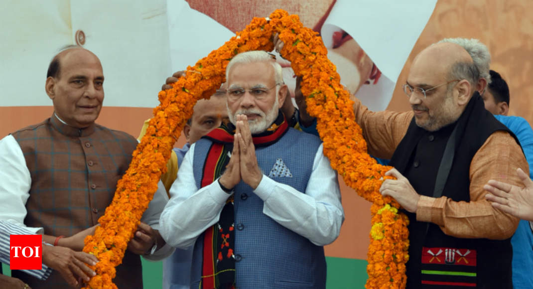 Narendra Modi: From being 'no one', BJP has 'won' today: PM