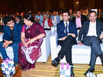 Prasoon Joshi, Smriti Irani, Karan Johar and Sanjay Gupta