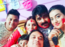 Pics: 'Lollypop Lagelu' singer Pawan Singh's Holi celebration with family