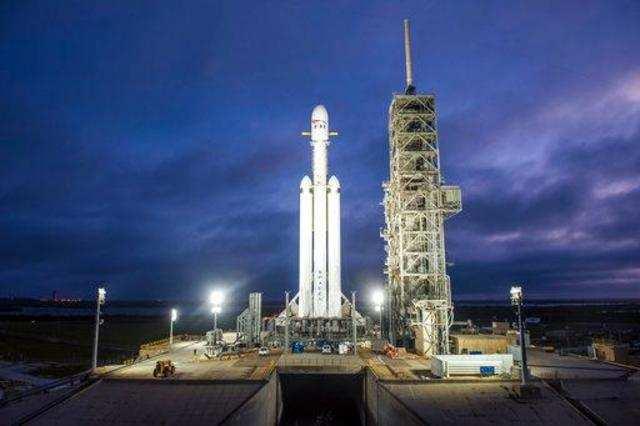 SpaceX puts Spanish satellite into orbit