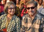 Sandhya Gokhale and Amol Palekar