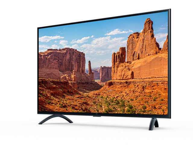 Xiaomi Mi Tv 4a Launched In India At Rs 13999 Onwards Features