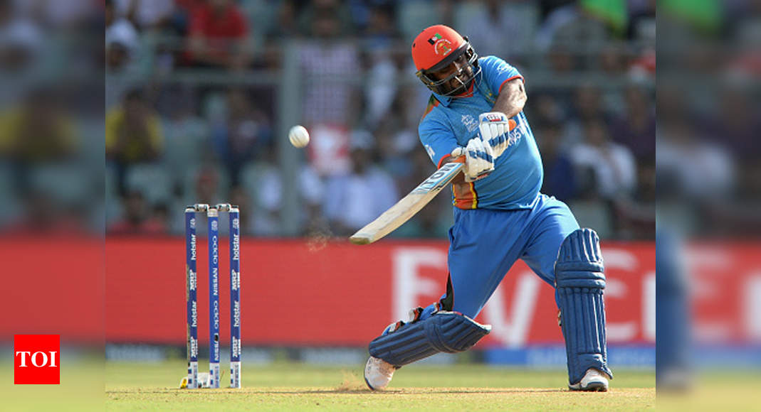 Afghanistan Keeper Mohammad Shahzad Suspended For Doping