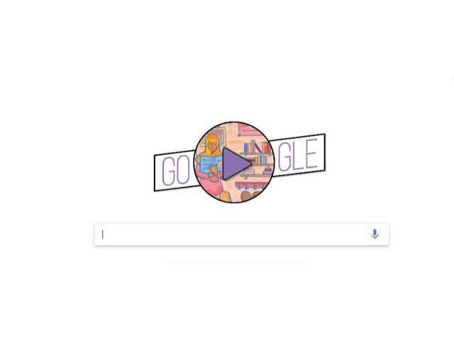 Google celebrates womanhood with doodle