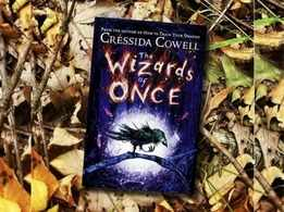 Micro review: 'The Wizards of Once' is a brilliant adventure tale