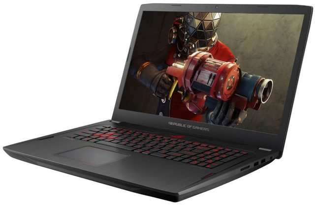 Asus ROG Strix GL702ZC gaming laptop with AMD Ryzen 7 processor launched at Rs 1,34,990