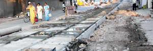 Road concretisation order sparks crisis