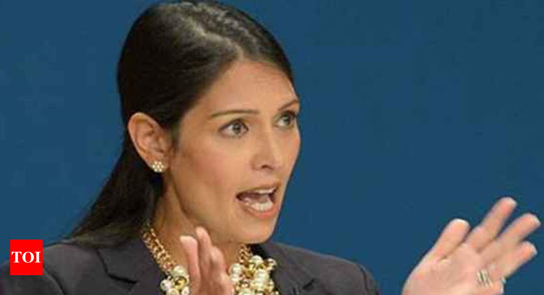British Indian MP Priti Patel rejects labels for ...