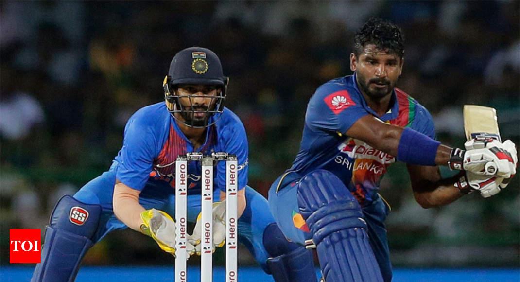 Nidahas Trophy 2018 Ind Vs Sl T20i Statistical Preview Cricket