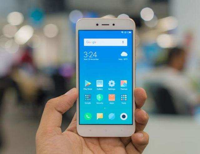 In terms of other specifications, the Redmi 5A has a sports a 5-inch HD display of 720x1280p resolution.