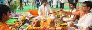 Andhra Pradesh: Pawan Kalyan becomes the first celebrity to build a house in Amaravati