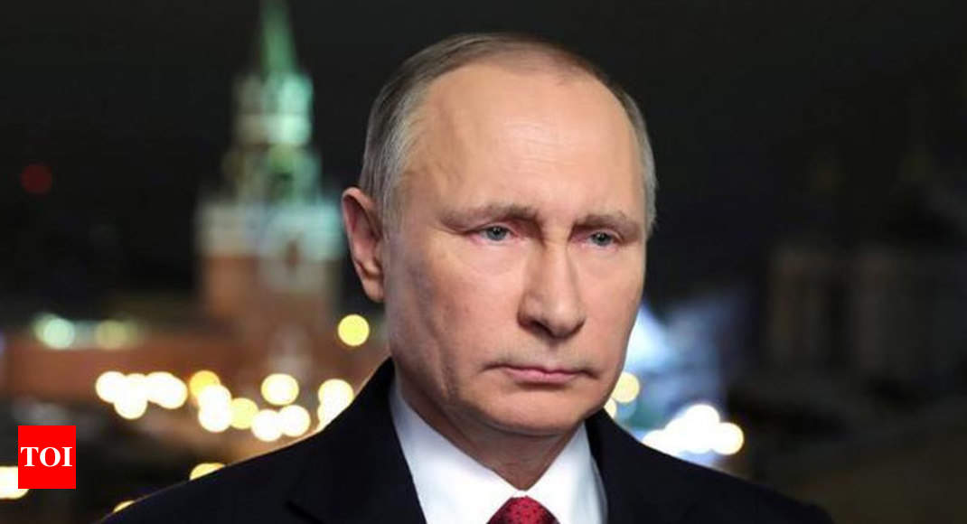 Putin has Russia guessing before election: How long will he keep power? - Times of India