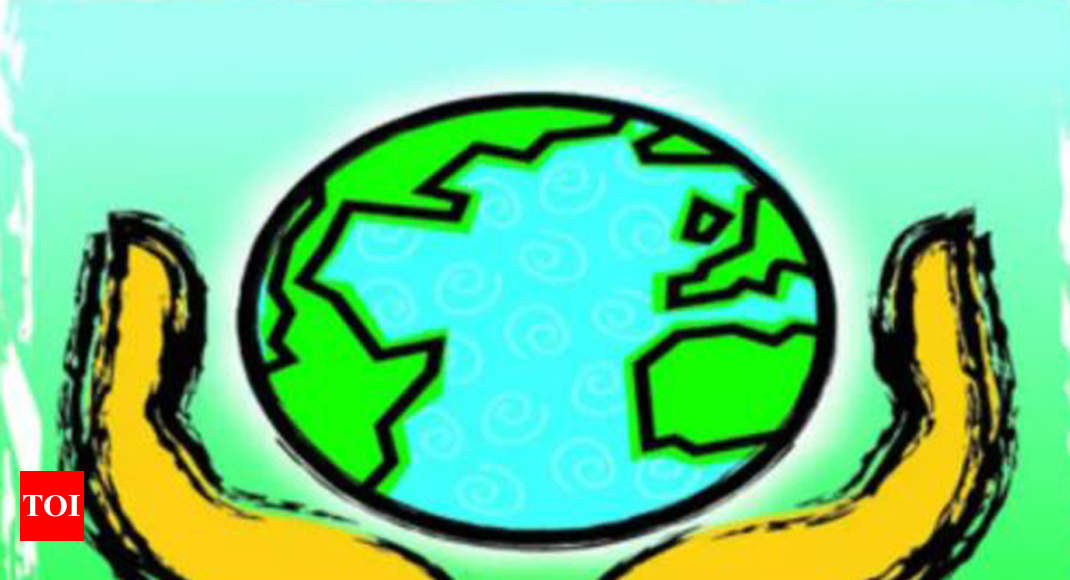 US government sued after failing to submit climate change report - Times of India