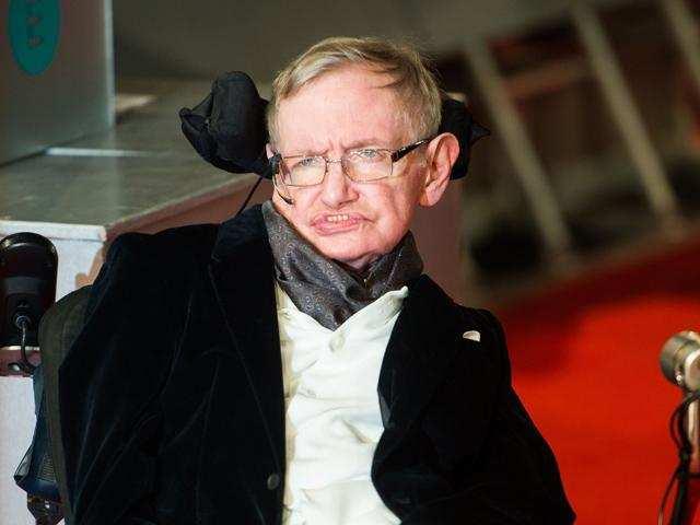 Scientist Stephen Hawking dies at the age of 76