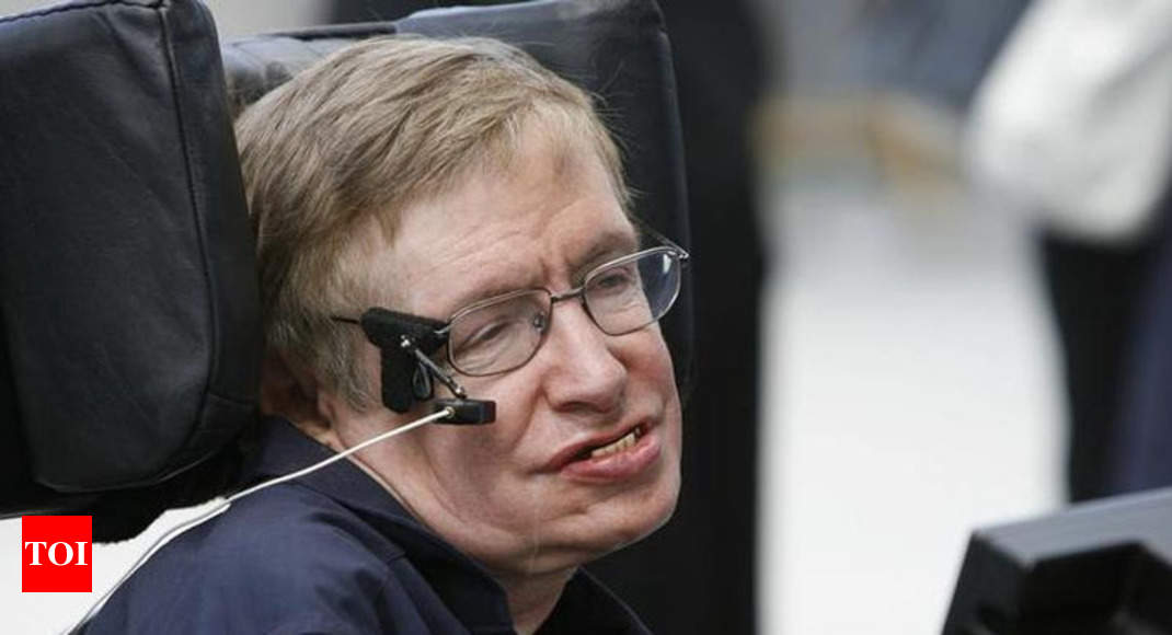 Renowned British physicist Stephen Hawking dies at 76 - Times of India ?