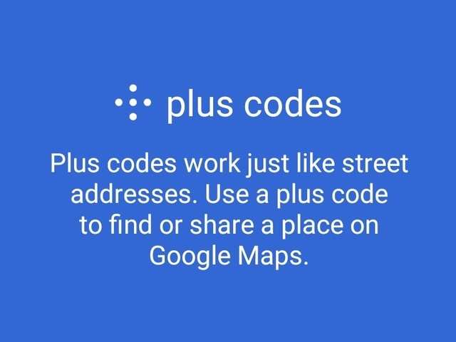 Google launches Plus Codes in India: How to use them on Google Maps