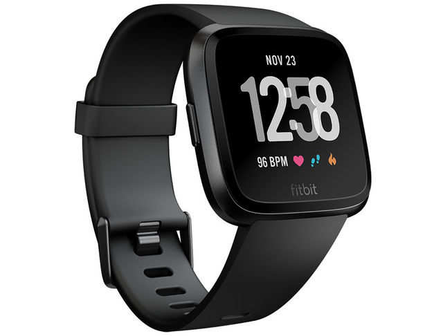 Fitbit Versa Fitness Smartwatch announced in India for Rs 19,999