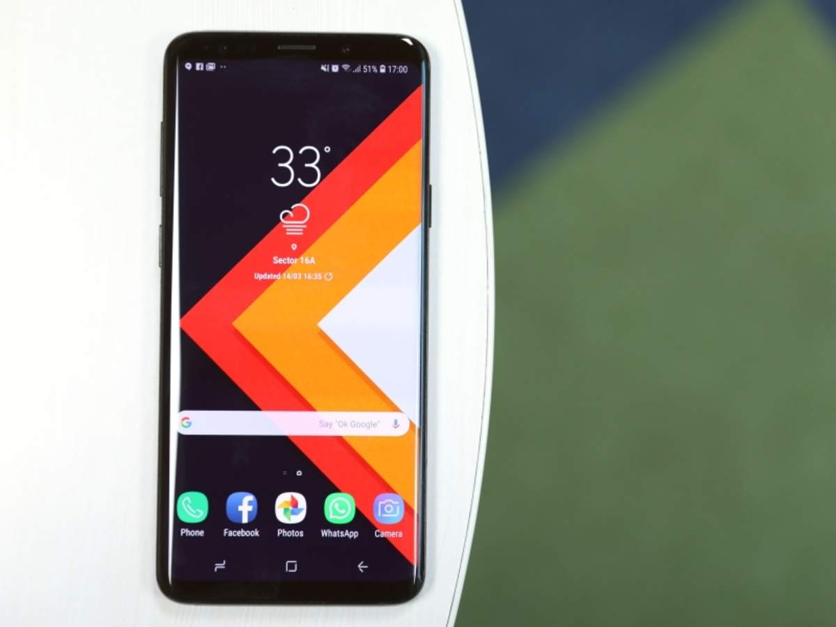 Samsung Galaxy S9 Plus Review: Samsung Galaxy S9 Plus Review