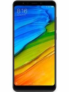 Xiaomi Redmi 5 32GB - Price in India, Full Specifications