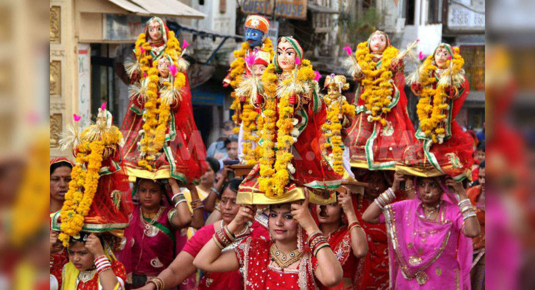 Gangaur Festival 2019 and its significance | Times of India Travel