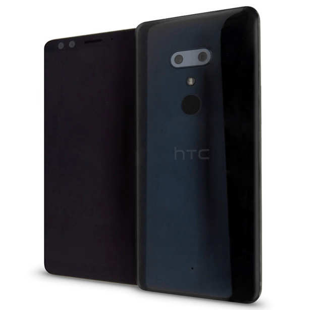 HTC U12+ Snapdragon 845, dual front and rear cameras surface, expected in May