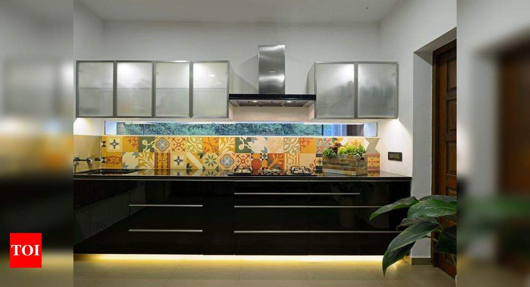 Urban Kitchen Ideas Fresh Design Ideas From 20 Urban Indian Kitchens Times Of India