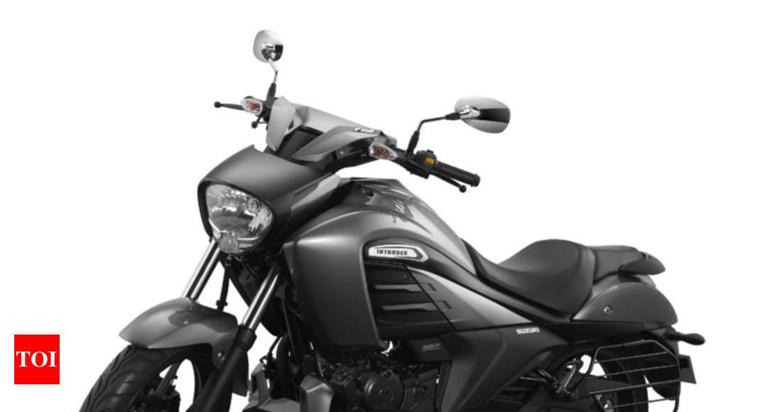 Suzuki Intruder Suzuki Intruder 150 Fuel Injection Variant Launched