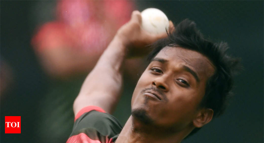 I apologise to all, please forgive us: Rubel Hossain to Bangladeshi fans