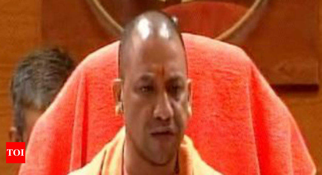 Yogi Adityanath launches anti-graft portal, announces 4 lakh jobs as his govt completes one year in office