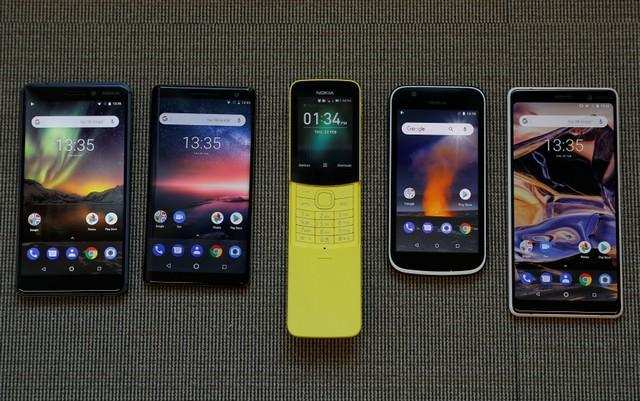 Nokia handset maker HMD aims to be in top five in India