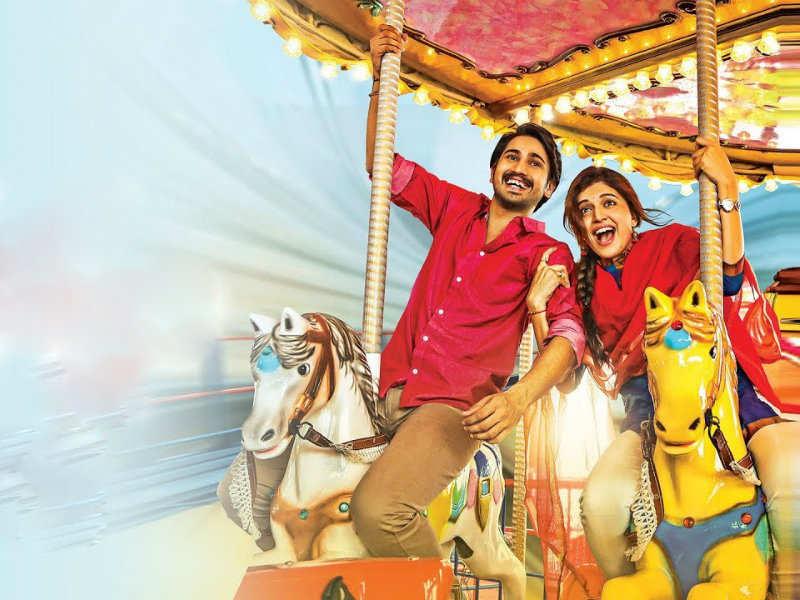 Raj Tarun and Chitra Shukla's 'Rangula Raatnam' to premier on television this Sunday