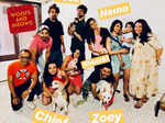 Sanaya Irani and Mohit Sehgal's dog party