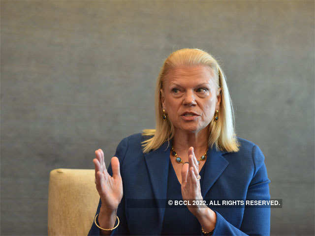 "The announcement was made by Ginni Rometty, CEO of IBM, during her address at the ongoing ""Think 2018"" - the company's flagship conference."