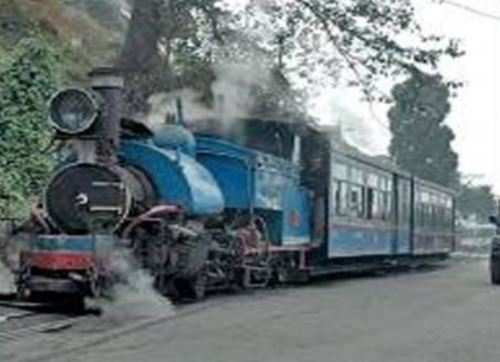 Now Darjeeling Toy Train To Have Ac Coach News Times Of India