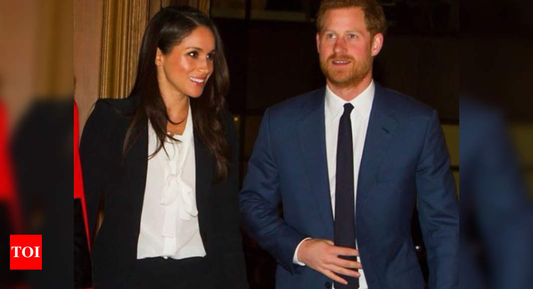 take a look at the royal wedding invitation of prince harry and megan markle times of india prince harry and megan markle