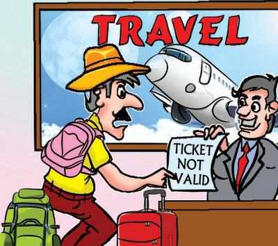 Claiming harassment, doctor sues travel portal | Nagpur News